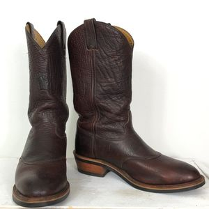 """Chippewa 13"""" Bison Leather Boot"""